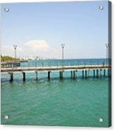Limassol Marina  Acrylic Print