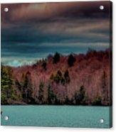 Limekiln Lake Acrylic Print