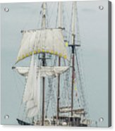 Limited Sails Acrylic Print