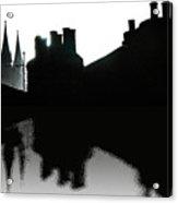 Lincoln Chimneys Acrylic Print