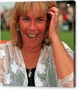 Linda Robson 2 Acrylic Print
