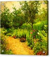Linden Gardens 2 Acrylic Print