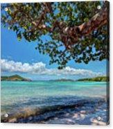 Lindquist Beach Acrylic Print