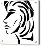 Lindsay Acrylic Print