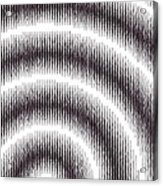 Linear Spiral Acrylic Print