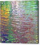 Linearized Light Acrylic Print
