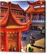 Lingyen Mountain Temple 13 Acrylic Print