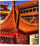 Lingyen Mountain Temple 16 Acrylic Print