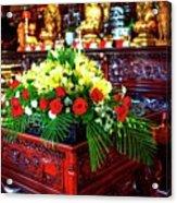 Lingyen Mountain Temple 7 Acrylic Print