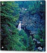 Linville Falls - North Carolina Acrylic Print