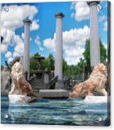 Lion Gate 007 Acrylic Print