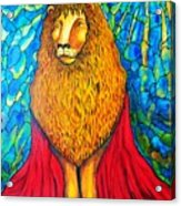 Lion-king Acrylic Print