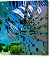 Lion Of The Sea Acrylic Print