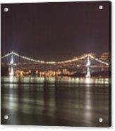 Lions Gate Bridge 2 Acrylic Print