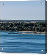 Lions Head Harbor, Ontario Acrylic Print