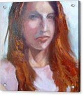 Lisa II Acrylic Print