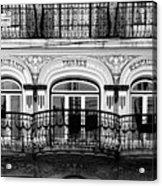 Lisbon 17b Acrylic Print
