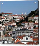 Lisbon 18 Acrylic Print