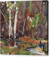 Listton Creek Acrylic Print