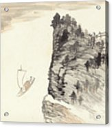 Literati Landscape Acrylic Print
