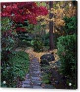 Litha Park Ashland Oregon Acrylic Print