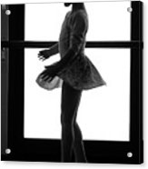 Little Ballerina Acrylic Print