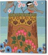 Little Bird Acrylic Print