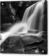 Little Bradley Falls #2  Acrylic Print