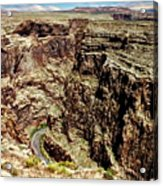 Little Colorado River Acrylic Print