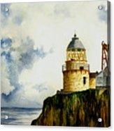 Little Cumbrae Lighthouse Acrylic Print