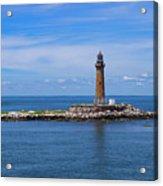 Little Gull Lighthouse Acrylic Print
