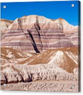 Little Painted Desert #5 Acrylic Print