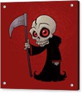 Little Reaper Acrylic Print