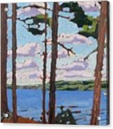 Little Rideau Lake Acrylic Print