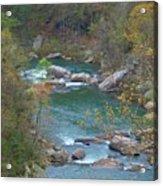 Little River Canyon Acrylic Print