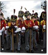 Little Soldiers IIi Acrylic Print
