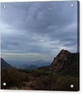 Little Sycamore Canyon Road Acrylic Print