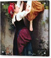 Little Thieves 1872 Acrylic Print
