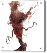 Little Tree 42 Acrylic Print