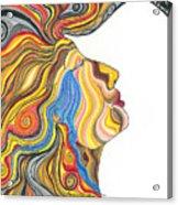 Live Acrylic Print