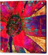 Living Color Acrylic Print