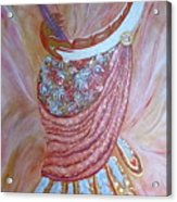 Living With Grace Acrylic Print
