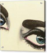 Liz Acrylic Print