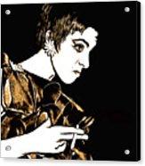 Liza Minelli Collection-1 Acrylic Print