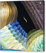 Lizard Skin Abstract II Acrylic Print