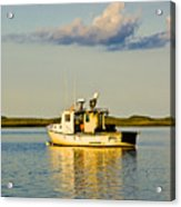 Lobster Boat Acrylic Print