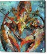 Lobster Acrylic Print