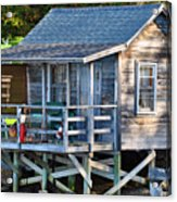 Lobster Shack Acrylic Print