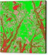 Locals 56 Acrylic Print
