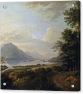 Loch Awe. Argyllshire Acrylic Print